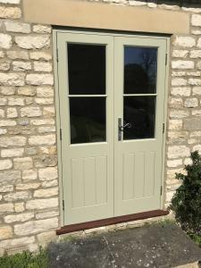 Half Glazed French Doors